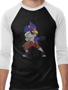That Ain't Falco!   Falco Typography Men's Baseball ¾ T-Shirt