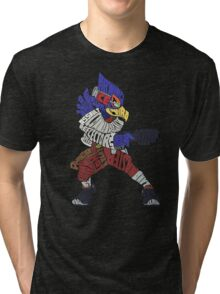 That Ain't Falco! | Falco Typography Tri-blend T-Shirt