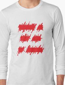 Metal Gear Online Symbol Long Sleeve T-Shirt