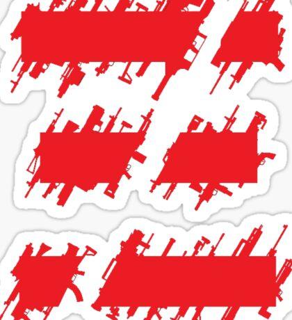 Metal Gear Online Symbol Sticker