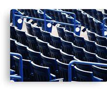 Empty Seats Canvas Print