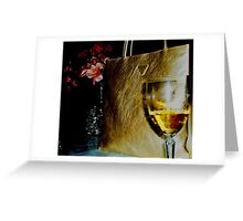 Night out Greeting Card