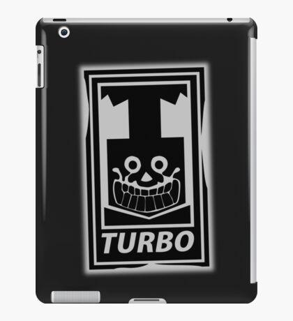 Turbo Graffiti Tag iPad Case/Skin