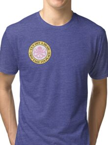 Hydra for ice cream lovers (badge) Tri-blend T-Shirt