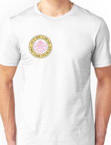 Hydra for ice cream lovers (badge) Unisex T-Shirt