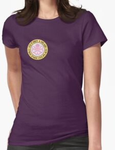 Hydra for ice cream lovers (badge) Womens Fitted T-Shirt