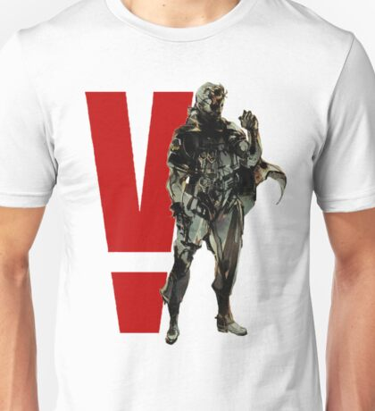 Metal Gear Solid V - Big Boss Unisex T-Shirt