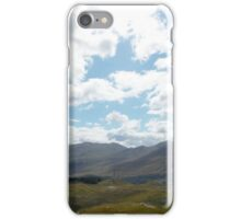 SCOTTISH HIGHLANDS  iPhone Case/Skin