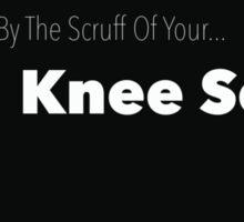 Knee Socks - Arctic Monkeys Sticker