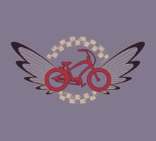 FlutterBike Red White Blue by Mungo