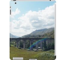 GLENFINNAN HARRY POTTER BRIDGE iPad Case/Skin