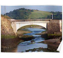 Aber's Ystwyth Bridge Poster