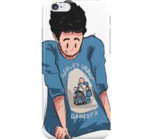 world's greatest grandpa iPhone Case/Skin