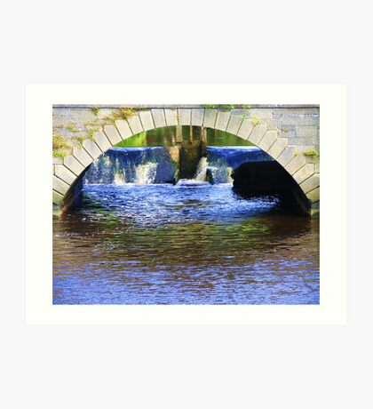Bridge at Kilrush Art Print