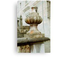 Stone Urn Canvas Print