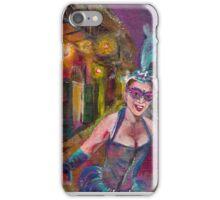 Night Joy in NOLA by Gretchen Smith iPhone Case/Skin
