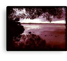 Shores of Lough Neagh Canvas Print