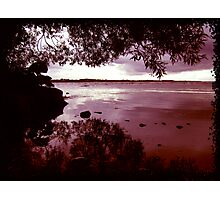 Shores of Lough Neagh Photographic Print