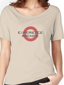 Experience Machine Women's Relaxed Fit T-Shirt