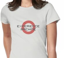 Experience Machine Womens Fitted T-Shirt