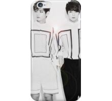 V/Taehyung and Jungkook of BTS inspired iPhone Case/Skin