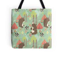 Bears of Summer Tote Bag