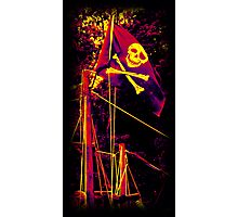 The Jolly Roger ... Photographic Print