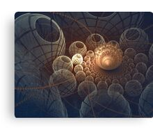 Dawn of a New Breed Canvas Print