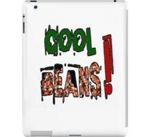 Cool Beans iPad Case/Skin