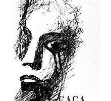 Lady gaga  by Constantinos Lepouris