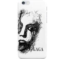 Lady gaga  iPhone Case/Skin