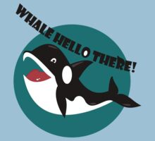 Whale hello there! by james0scott