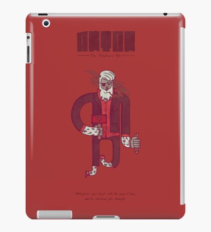 Anton, The Valentine's Yeti iPad Case/Skin