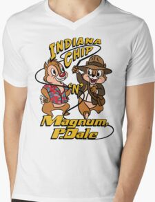 Indiana Chip 'n' Magnum, P.Dale T-Shirt