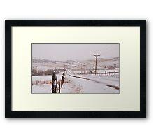Livermore #1 Framed Print
