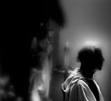 Catholic Priest by danielito