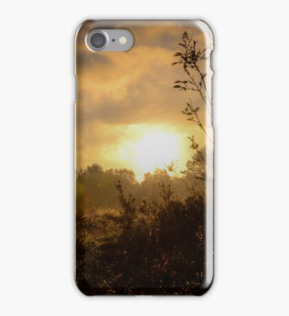 Take Nature with you III iPhone Case/Skin
