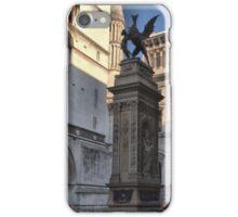 The Temple Bar Memorial (1880) London iPhone Case/Skin