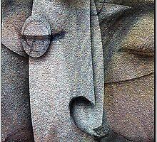 Untitled Budha Parts by Abe Jackson