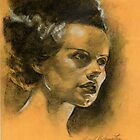 Bride of Frankenstein by Josef Rubinstein