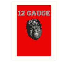 Cardale Jones 12 Gauge Art Print