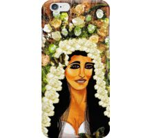 Flowers for the Bride iPhone Case/Skin
