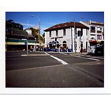 Newtown - Polaroid Photographic Print