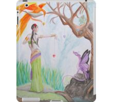 Entre amis- With friend iPad Case/Skin