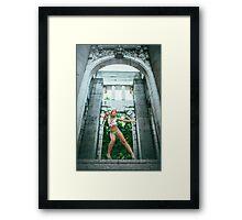 Sexy Sailor Jupiter   Framed Print