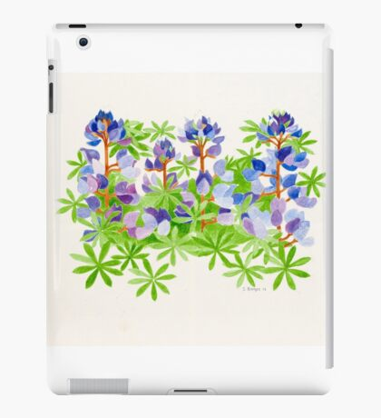 The color of Point Fermin    iPad Case/Skin