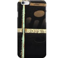 Mail slots iPhone Case/Skin