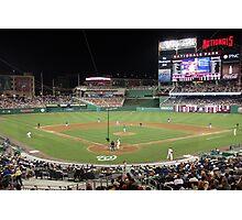 Washington Nationals Baseball Ballpark Photographic Print