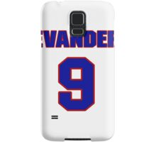 National Hockey player Evander Kane jersey 9 Samsung Galaxy Case/Skin