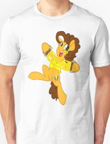 Super Duper Party Pony Cheese! Unisex T-Shirt